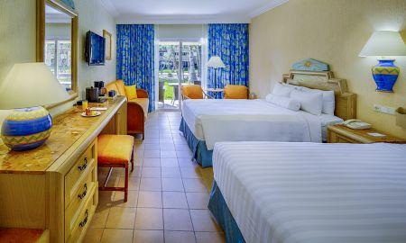 Superior Zimmer - Hotel Barceló Maya Beach - Riviera Maya