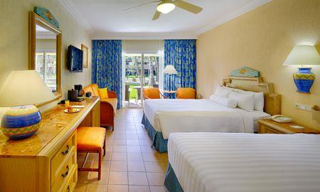 Superior Zimmer - Hotel Barcelo Maya Caribe - Riviera Maya