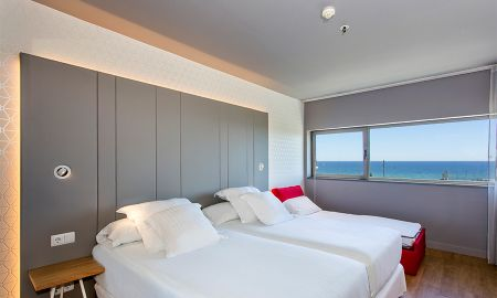 Chambre Triple - Occidental Atenea Mar - Adults Only - Barcelone