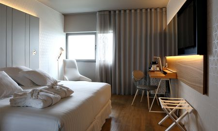 Chambre Deluxe Premium - Occidental Atenea Mar - Adults Only - Barcelone