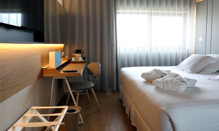 Chambre Deluxe - Occidental Atenea Mar - Adults Only - Barcelone