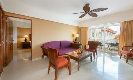Suite- Premium Level - Occidental Caribe - Punta Cana