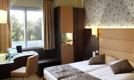Habitación Twin - Hotel Apogia Sirio Venice - Venecia