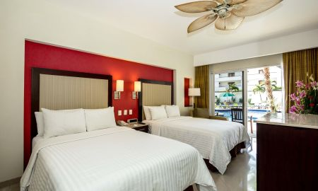 Chambre Exécutive - Occidental Cuernavaca - Cuernavaca