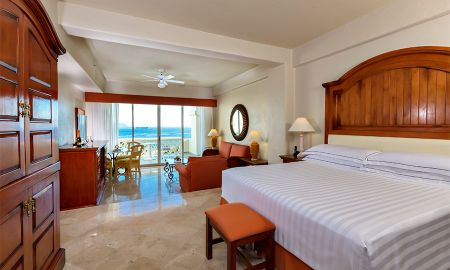Junior Suite Deluxe - Premium Level - Hotel Barceló Karmina - Manzanillo