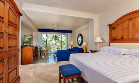 Junior Suite Deluxe - Vue Ocean - Hotel Barceló Karmina - Manzanillo