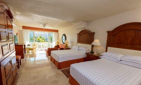 Junior Suite Deluxe - Hotel Barceló Karmina - Manzanillo