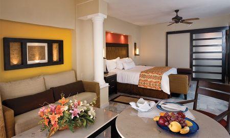 Suite Deluxe Club Premium - Hotel Barceló Puerto Vallarta - Puerto Vallarta