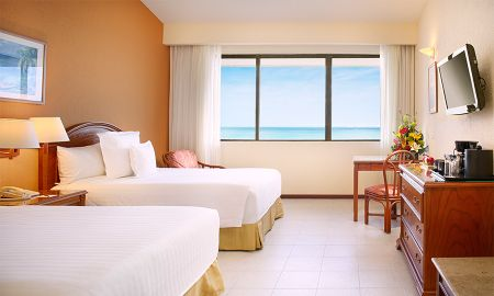 Chambre Double - Vue Mer - Occidental Tucancun - Cancun