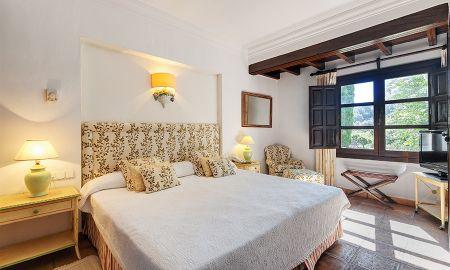 Camera Superiore Deluxe - La Bobadilla, A Royal Hideaway Hotel - Granada