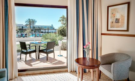 Quarto Superior - Acesso Jardim - Hotel Barceló Cabo De Gata - Almeria