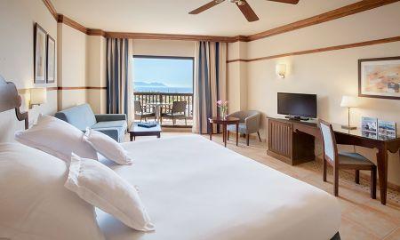 Quarto Superior - Vista Mar - Hotel Barceló Cabo De Gata - Almeria
