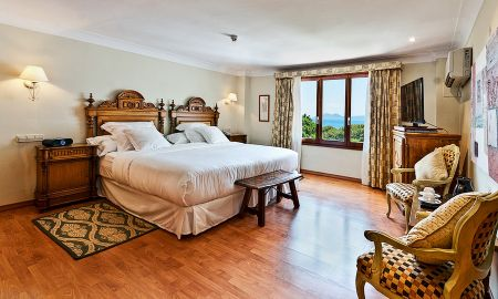 Classic Room - Sea View - Formentor, A Royal Hideaway Hotel - Ilhas Baleares