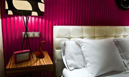 Habitación Doble - Uso Individual - Hotel Abalu Madrid Centro - Madrid