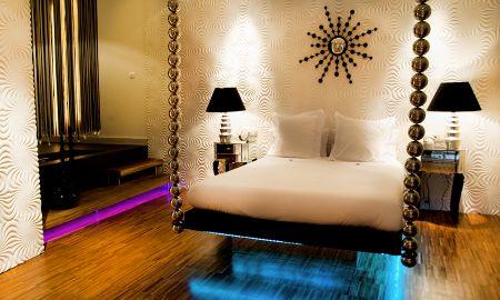 Suite Junior - Hotel Abalu Madrid Centro - Madrid