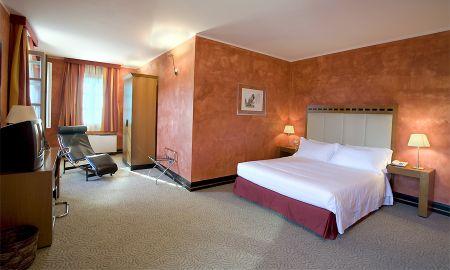 Chambre Exécutive Double - Best Western Villa Appiani - Trezzo Sull'adda
