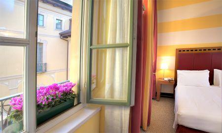 Chambre Standard Single - Best Western Villa Appiani - Trezzo Sull'adda