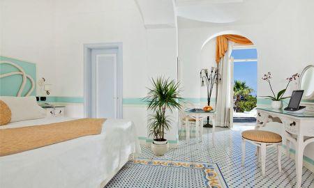 Habitación Deluxe - Vista Mar - Hotel Excelsior Parco - Capri