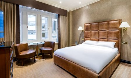 Standard Room - Radisson Blu Edwardian Hampshire Hotel - London