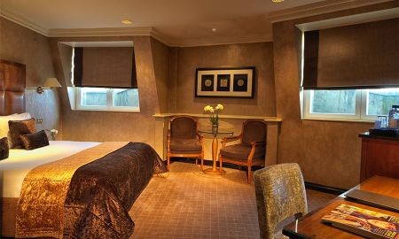 Chambre Business Class - Coupon de £15.00 par Jour Offert - Radisson Blu Edwardian Hampshire Hotel - Londres