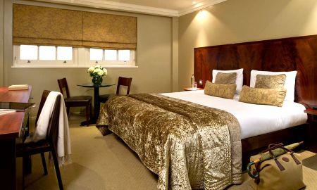 Chambre Deluxe - Coupon de £15.00 par Jour Offert - Radisson Blu Edwardian Grafton Hotel - Londres