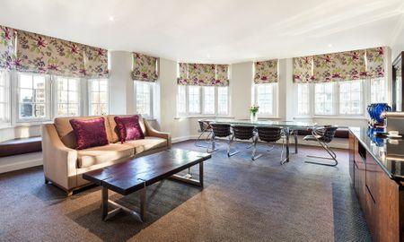 Suite Une Chambre - Coupon de £15.00 par Jour Offert - Radisson Blu Edwardian Grafton Hotel - Londres