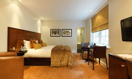 Chambre Business Class - Coupon de £15.00 par Jour Offert - Radisson Blu Edwardian Grafton Hotel - Londres