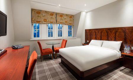 Chambre Standard - Radisson Blu Edwardian Grafton Hotel, London - Londres