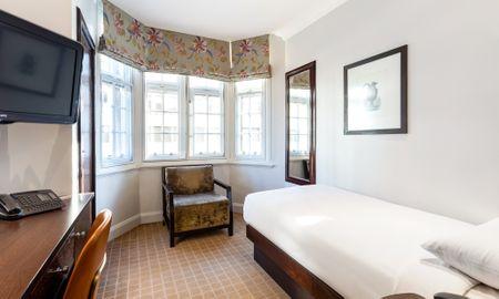 Chambre Standard Individuelle - Radisson Blu Edwardian Grafton Hotel - Londres