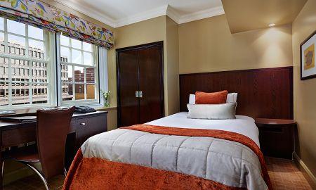 Chambre Single Supérieure - Radisson Blu Edwardian Grafton Hotel - Londres