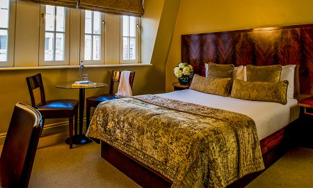 Chambre Standard - Radisson Blu Edwardian Grafton Hotel - Londres