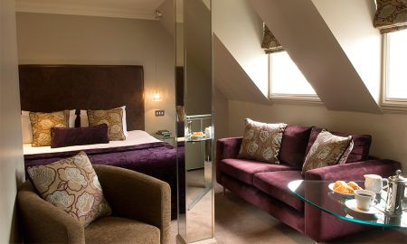 Suite Junior - Coupon de £15.00 par Jour Offert - Radisson Blu Edwardian Kenilworth Hotel - Londres