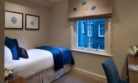 Chambre Standard Individuelle - Radisson Blu Edwardian Kenilworth Hotel - Londres