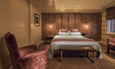 Chambre Deluxe Business Class - Coupon de £15.00 par Jour Offert - Radisson Blu Edwardian Bloomsbury Street - Londres