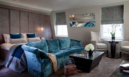 Suite Studio Business Class - Coupon de £15.00 par Jour Offert - Radisson Blu Edwardian Bloomsbury Street - Londres