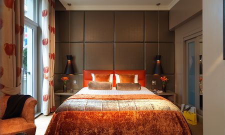 Chambre Deluxe - Coupon de £15.00 par Jour Offert - Radisson Blu Edwardian Sussex - Londres