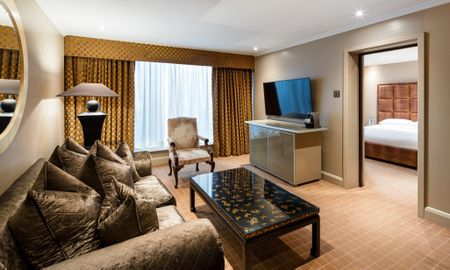 Suite Junior - £15.00 Cupón Diario Ofrecido - Radisson Blu Edwardian Heathrow Hotel - Londres