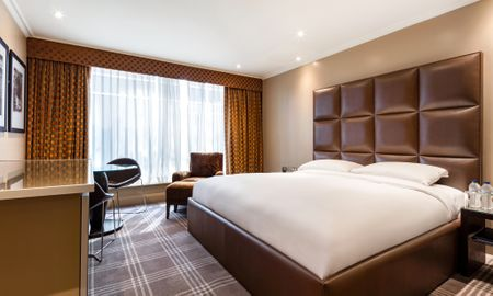 Superior Zimmer - Radisson Blu Edwardian Heathrow Hotel - London