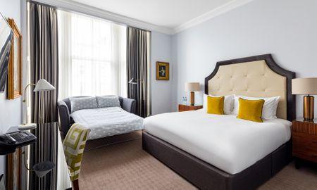 Chambre Familiale (2 Adultes + 2 Enfants) - Radisson Blu Edwardian Vanderbilt - Londres