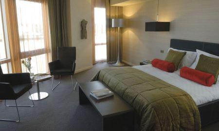 Chambre Deluxe avec Vue sur la Rivière - Coupon de £15.00 par Jour Offert - Radisson Blu Edwardian New Providence Wharf Hotel - Londres