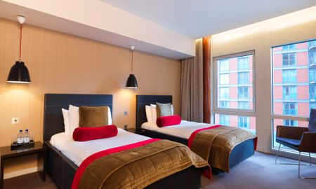 Camera Superior - Radisson Blu Edwardian New Providence Wharf Hotel - Londra