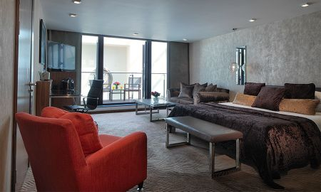 Alfresco Suite - £15.00 Giornaliero Coupon Offerto - Radisson Blu Edwardian Manchester - Manchester