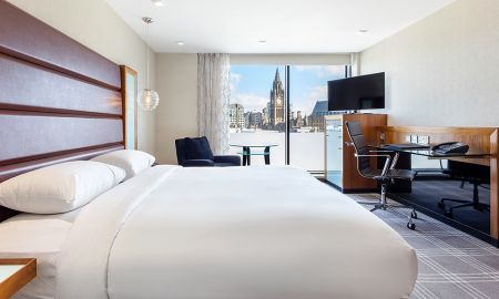 Quarto Duplo Deluxe com Vista Cidade - Offered £15.00 Daily Coupon - Radisson Blu Edwardian Manchester - Manchester