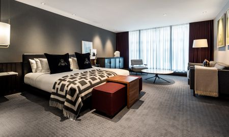 Junior Suite - Offered £15.00 Daily Coupon - The Edwardian Manchester, A Radisson Collection Hotel - Manchester