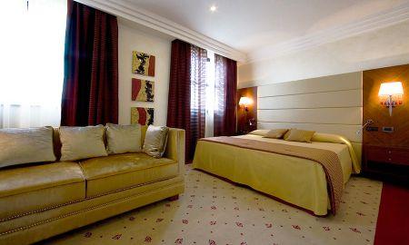 Quarto Familia - Hotel Perusia - Perúgia