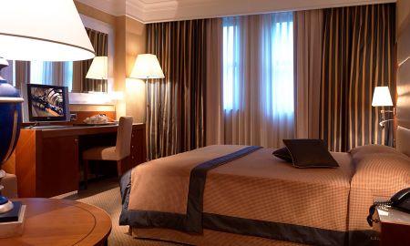 Quarto Individual - Hotel Perusia - Perúgia