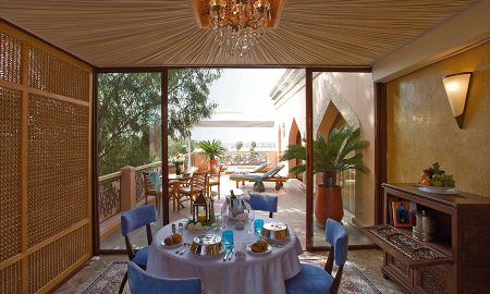 Suite Deluxe - Es Saadi Marrakech Resort - Palace - Marrakech