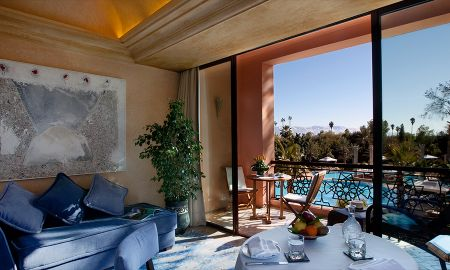 Suite Executive - Es Saadi Marrakech Resort - Palace - Marrakech