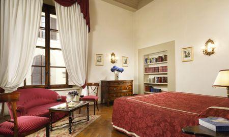 Quarto De Luxo - Hotel Palazzo Niccolini Al Duomo - Toscana