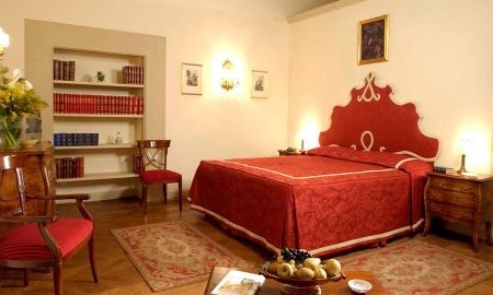 Camera Deluxe - Hotel Palazzo Niccolini Al Duomo - Tuscany